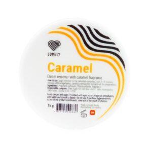 Cream Remover Lovely Caramel